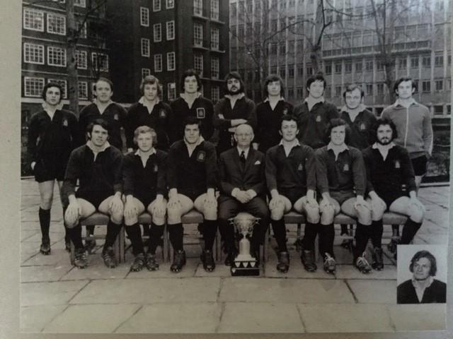 men's rugby team photo 1974