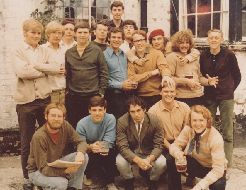 men's cricket team in Bromyard