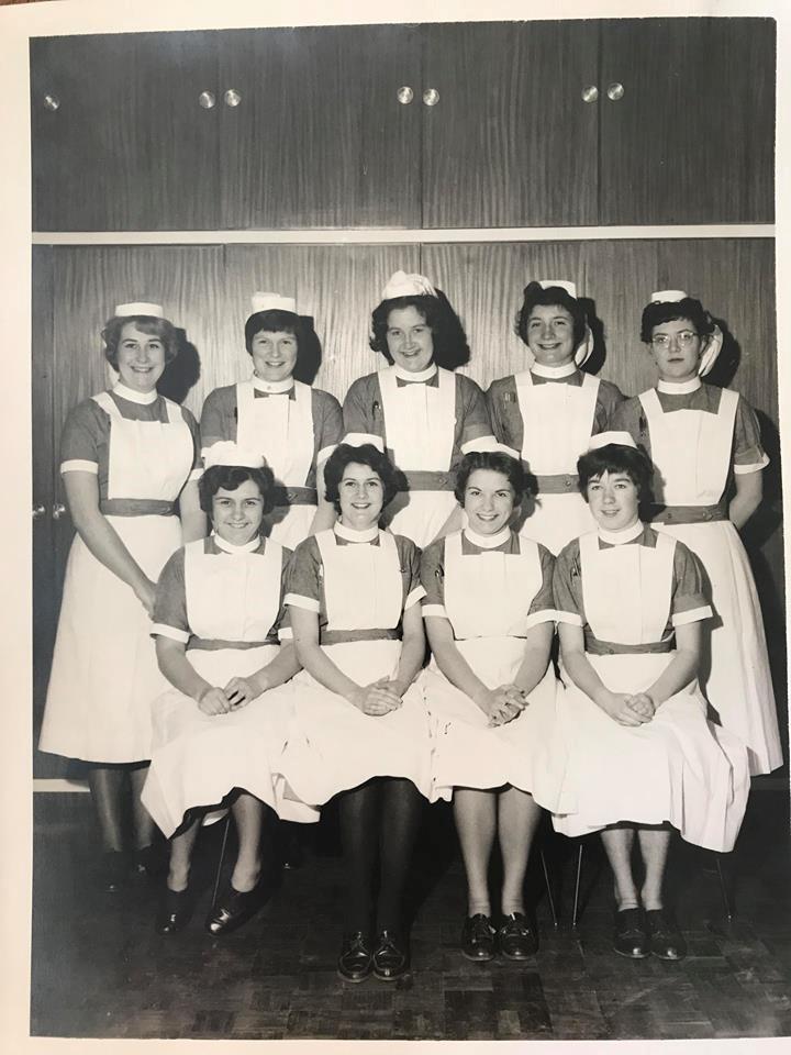nurses in 1973